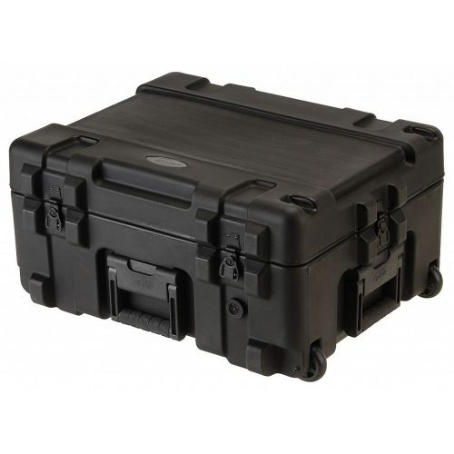 SKB 3R2217-10B-EW - UNIVERSAL WATERPROOF ROTO-MOLDED CASE 558 X 431 X 266 (191+76) MM WITH EMPTY WITH