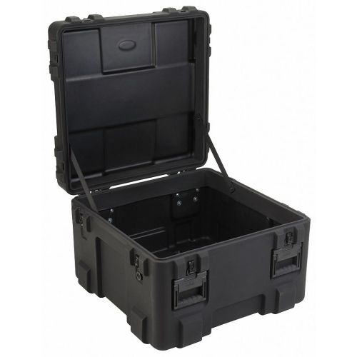 SKB 3R2727-18B-E - UNIVERSAL WATERPROOF ROTO-MOLDED CASE 685 X 685 X 457 (368+89) MM EMPTY