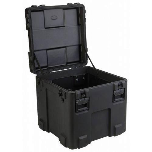 SKB 3R2727-27B-E - UNIVERSAL WATERPROOF ROTO-MOLDED CASE 685 X 685 X 685 (597+89) MM EMPTY
