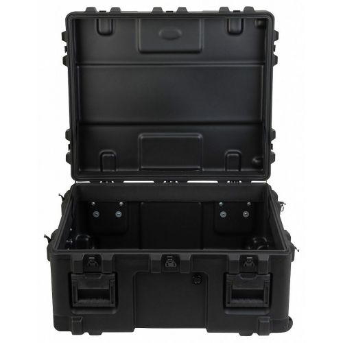 SKB 3R3025-15B-EW - UNIVERSAL WATERPROOF ROTO-MOLDED CASE 762 X 635 X 381 (292+89) MM EMPTY WITH WHEEL