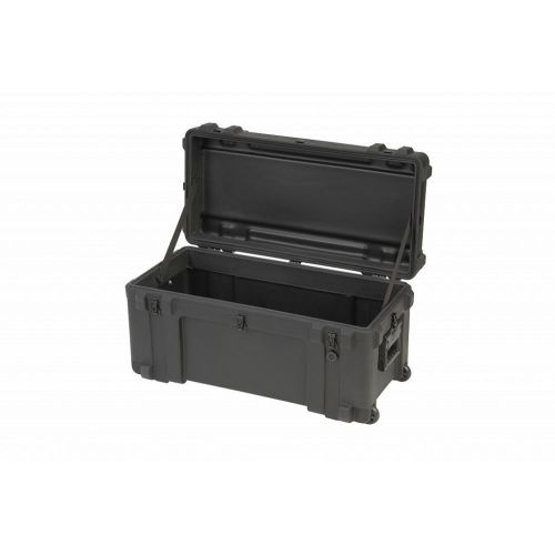 SKB 3R3214-15B-EW - UNIVERSAL WATERPROOF ROTO-MOLDED CASE 812 X 368 X 400 (318+83) MM EMPTY WITH WHEEL