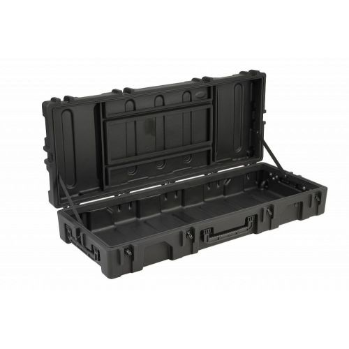 SKB 3R6223-10B-EW - UNIVERSAL WATERPROOF ROTO-MOLDED CASE 1600 X 584 X 254 (178+76) MM EMPTY WITH WHEE