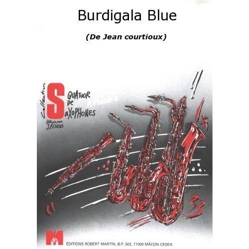ROBERT MARTIN COURTIOUX J. - BURDIGALA BLUE