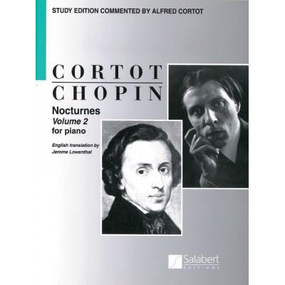 SALABERT CHOPIN F. - NOCTURNES VOL 2 - PIANO