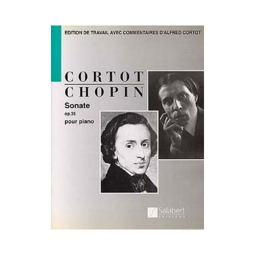 SALABERT CHOPIN F. - SONATE OP.35 - PIANO