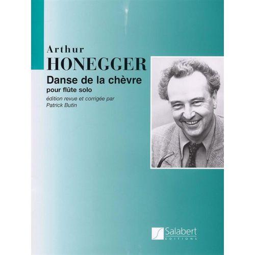 SALABERT HONEGGER G. - DANSE DE LA CHEVRE - FLUTE