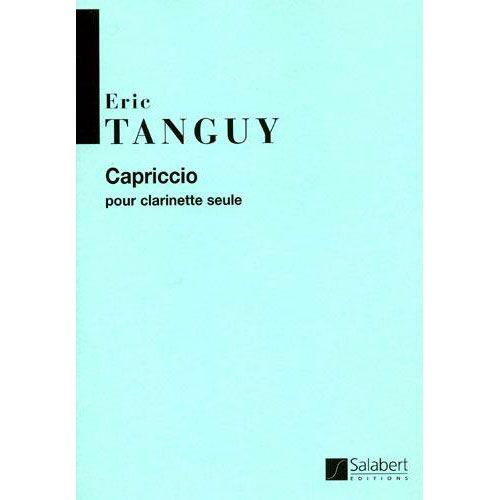 SALABERT TANGUY E. - CAPRICCIO - CLARINETTE