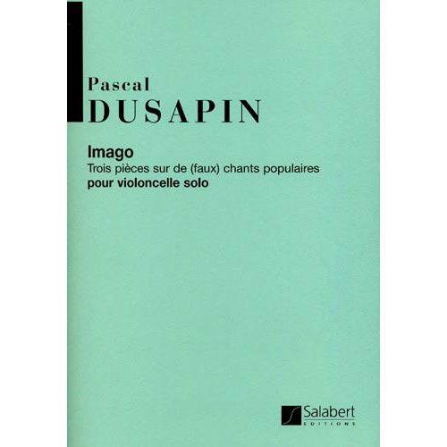 SALABERT DUSAPIN P. - IMAGO - VIOLONCELLE