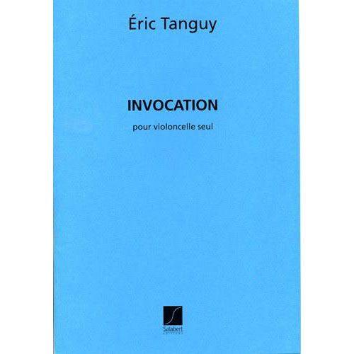 SALABERT TANGUY E. - INVOCATION - VIOLONCELLE