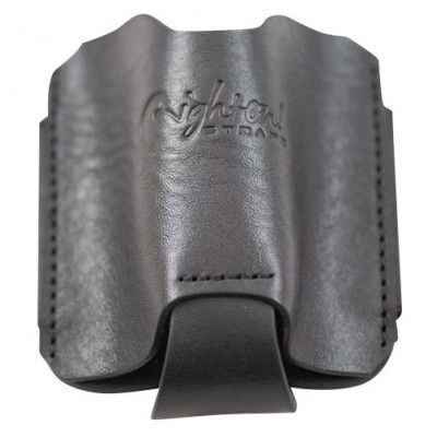 RIGHTON GUITAR STRAP PORTE-SLIDE BLACK