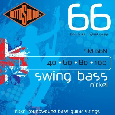 ROTOSOUND SWING BASS NICKEL HYBRID 40 60 80 100