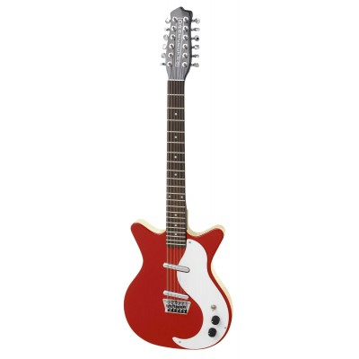 DANELECTRO 12 RED