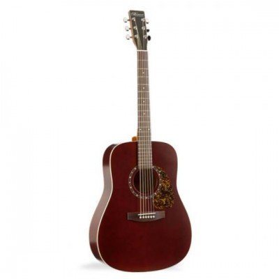 NORMAN B18 BURGUNDY SERIE PROTEGE RED