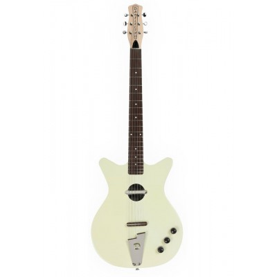 DANELECTRO CONVCRM CONGREENIBLE REISSUE 56' CREAM
