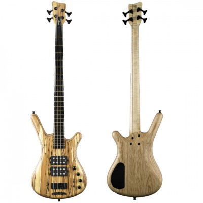 WARWICK BASS CUSTOM SHOP CORVETTE SPALTED MAPLE