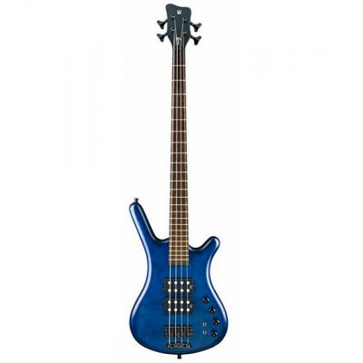 WARWICK BASS CORVETTE BLUE OIL FINISH MADE IN GERMANY