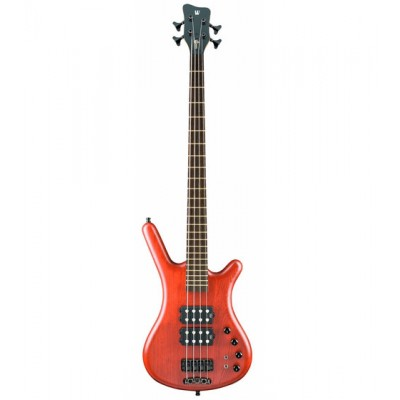 WARWICK BASS CORVETTE RED OIL FINISH MADE IN GERMANY