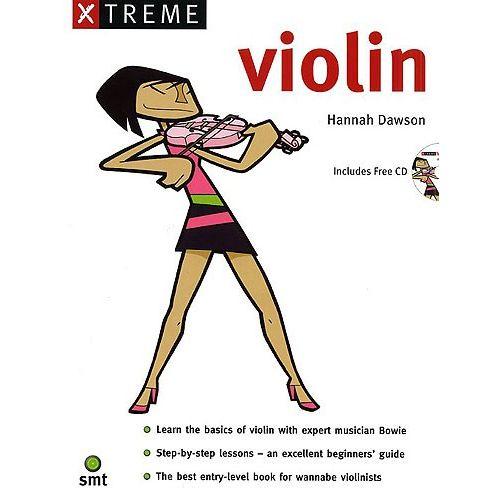 MUSIC SALES DAWSON HANNAH - XTREME - VIOLIN