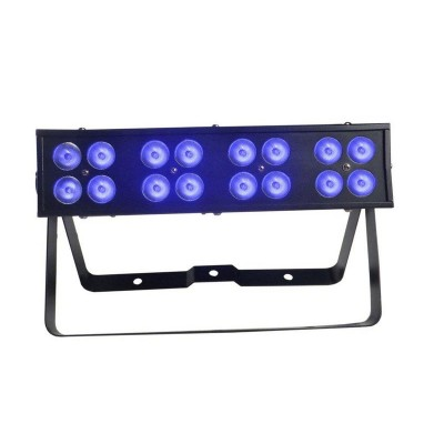 POWER LIGHTING UV BARLED 16x3W