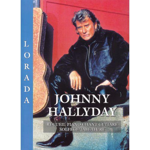 HIT DIFFUSION HALLYDAY JOHNNY - LORADA - PVG TAB