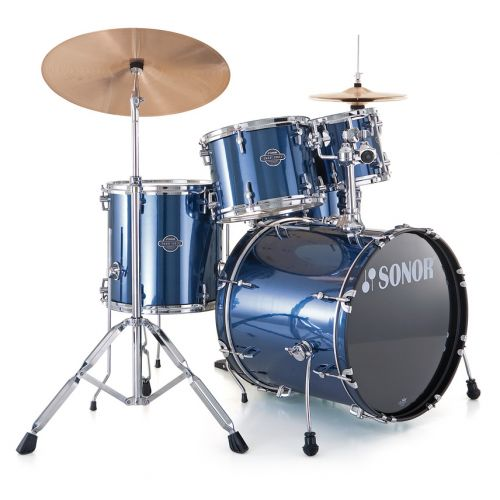 SONOR SMF11 - SMART FORCE COMBO - BRUSHED BLUE