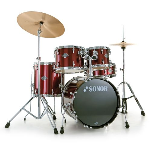 SONOR SMF11 - SMART FORCE COMBO - WINE RED