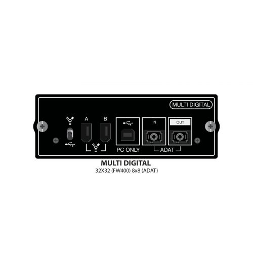 SOUNDCRAFT MULTI DIGITAL CARD FOR Si