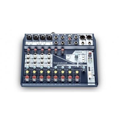 Soundcraft Notepad 12fx Woodbrass Com
