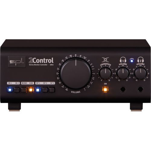 SPL AUDIO 2CONTROL
