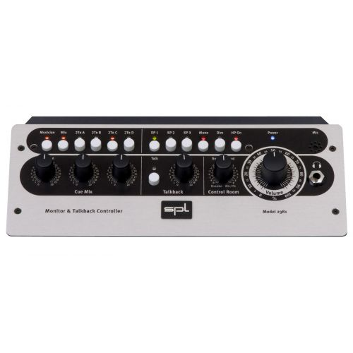 SPL AUDIO MONITOR & TALKBACK CONTROLLER - MTC
