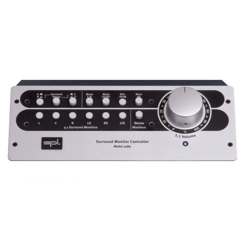 SPL AUDIO SURROUND MONITOR CONTROLLER - SMC