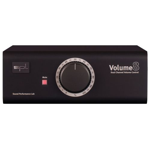 SPL AUDIO VOLUME 8