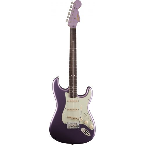 SQUIER BY FENDER CLASSIC VIBE STRATOCASTER 60'S BURGUNDY MIST