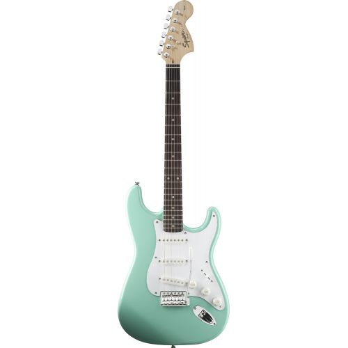 SQUIER BY FENDER STRATOCASTER SURF GREEN AFFINITY