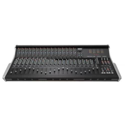 SOLID STATE LOGIC XL-DESK + 16 EQ MODULES 611E SERIES 4000E