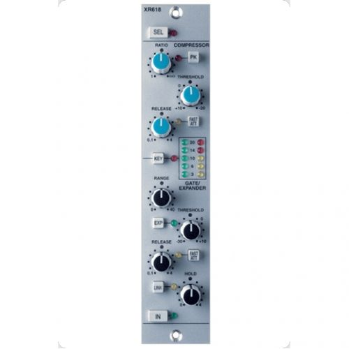 SOLID STATE LOGIC X-RACK SUPERANALOGUE DYNAMIC MODULE