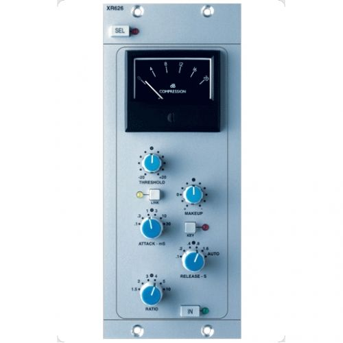 SOLID STATE LOGIC X-RACK STEREO BUS COMPRESSOR