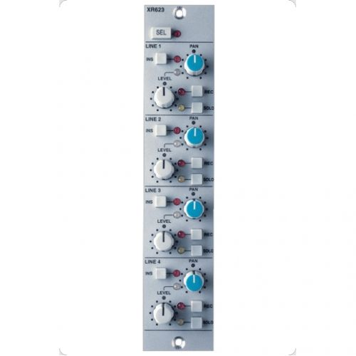 SOLID STATE LOGIC X-RACK 4 CHANNEL INPUT MODULE