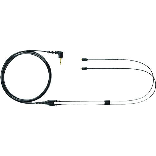 SHURE CABLE SE215-315-425-535 NOIR