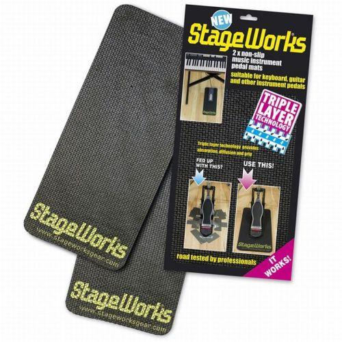 STAGEWORKS SMAT - NON-SLIP PEDAL MAT