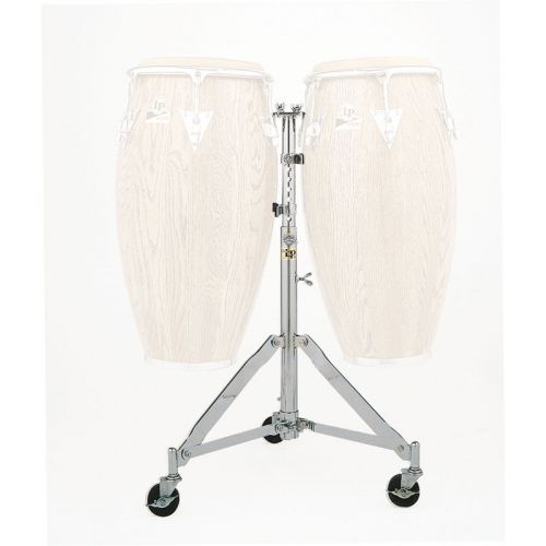LP LATIN PERCUSSION LP290B - CONGAS STAND DOUBLE