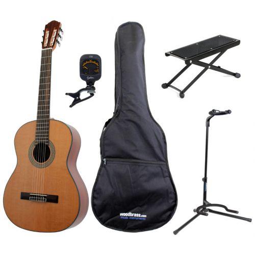 Linkshandige klassieke gitaren