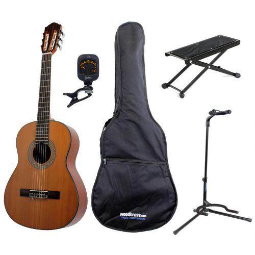 Guitarras clássicas para esquerd