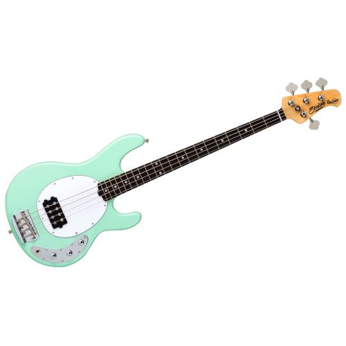 STERLING BY MUSIC MAN STINGRAY 4 CLASSIC 2 MINT GREEN
