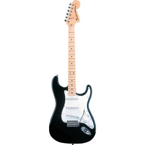 FENDER STRATOCASTER MEXICAN CLASSIC 70S BLACK