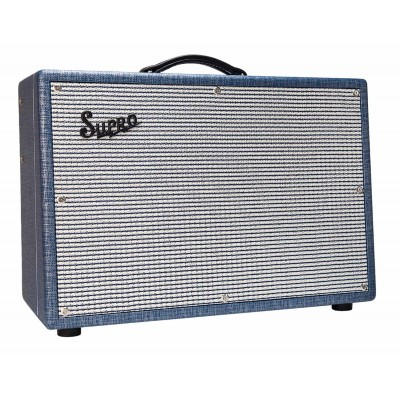 SUPRO 1668RT JUPITER 1 X 12 SWITCHABLE COMBO WITH REVERB & TEMOLO