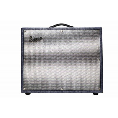 SUPRO 1675RT RHYTHM MASTER 1 X 15 COMBO WITH REVERB & TREMOLO