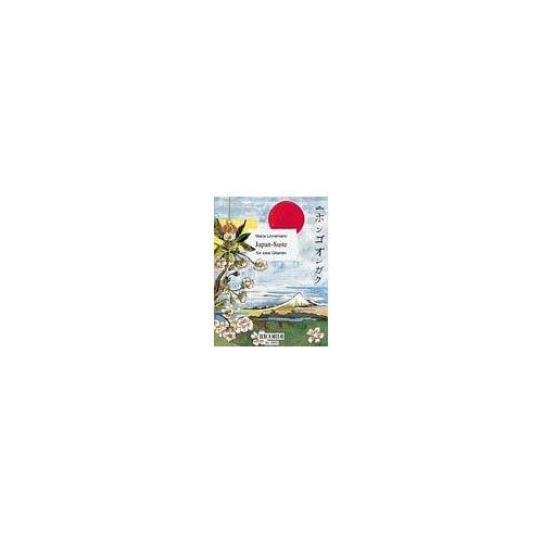 DURAND LINNEMANN M. - JAPAN SUITE - 2 GUITARES