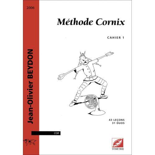 SYMETRIE BEYDON J.O. - MÉTHODE CORNIX - COR