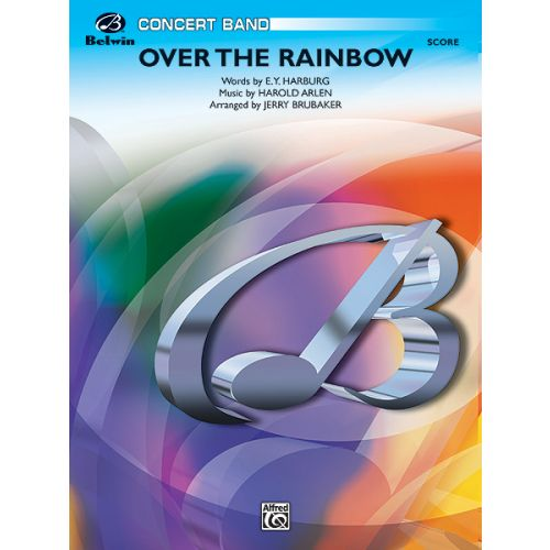 ALFRED PUBLISHING ARLEN HAROLD - OVER THE RAINBOW - SCORE